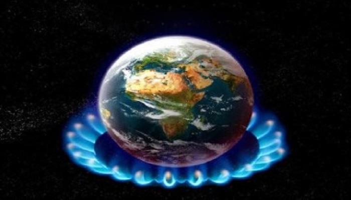 گرمای زمین