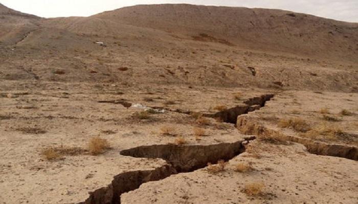 برداشت بی رویه آب های زیر زمینی خطر زلزله های کوچک را افزایش می دهد